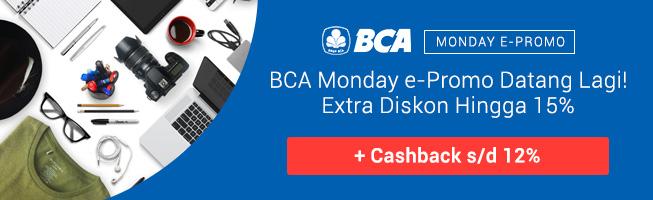 Promo BCA e-Monday