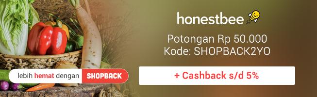 Promo Honestbee