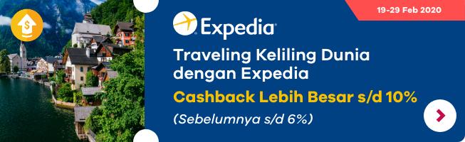 Promo Expedia