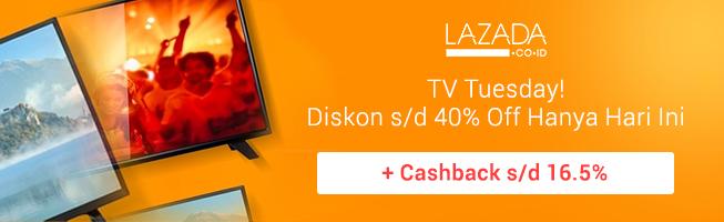 Lazada TV Tuesday