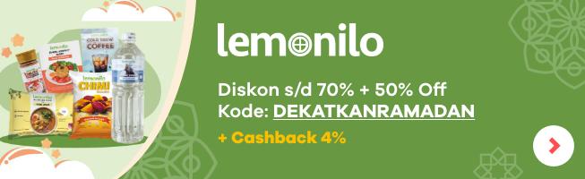 Promo Lemonilo