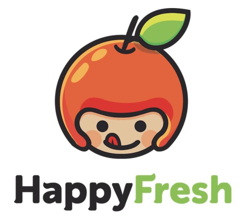 logo happyfresh hd