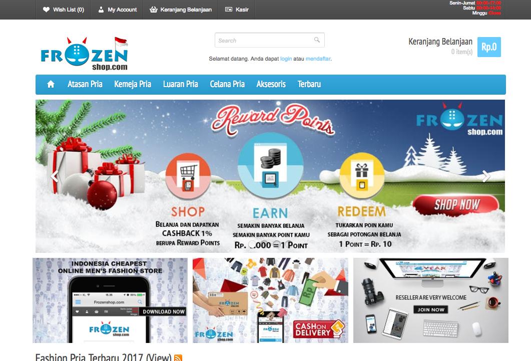 frozenshop