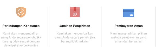 jaminan dan keunggulan jd id