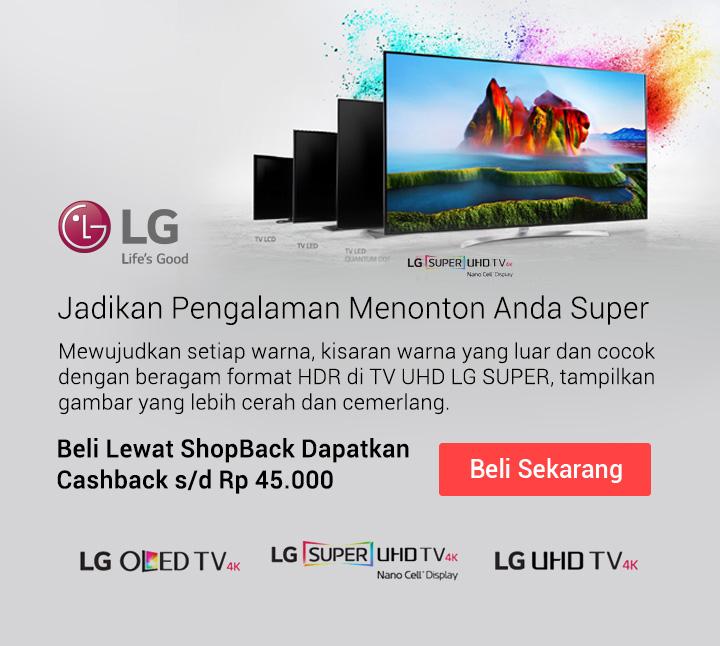 Promo TV LG