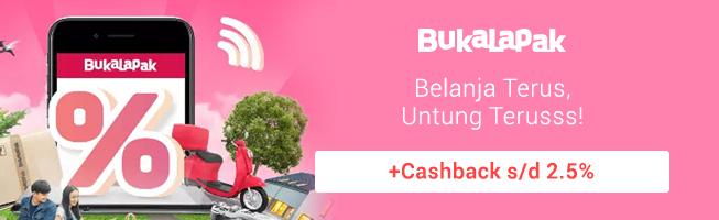 Bukalapak is Back