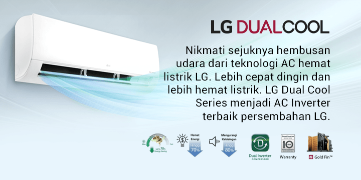 Promo LG AC