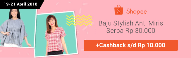 Promo Shopee Kartini