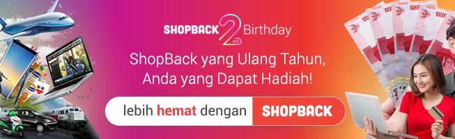 Promo Ultah ShopBack
