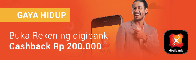 Promo Partner - Digibank