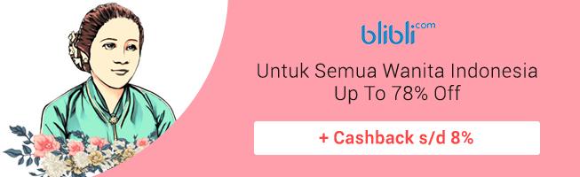 Promo Blibli Kartini