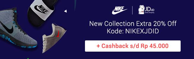 Promo JD.ID Nike