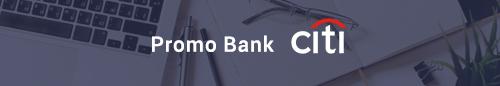 Promo CITI Bank