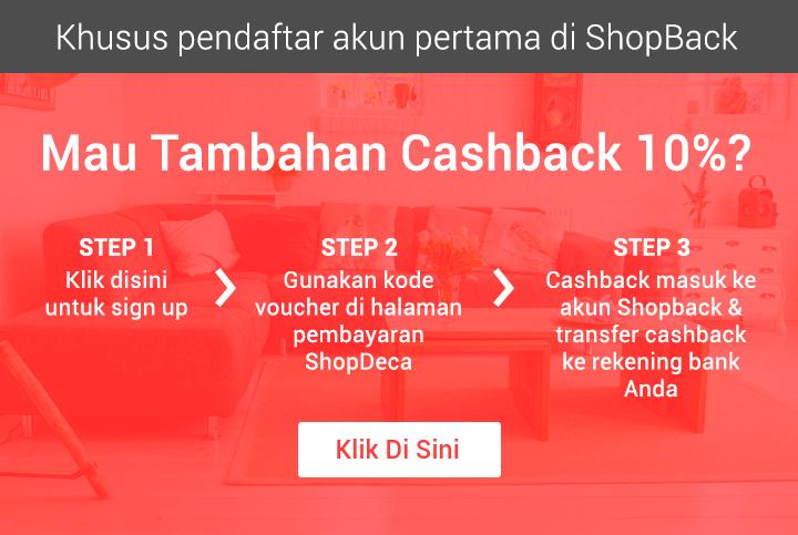 Telkomsel POIN Shopdeca