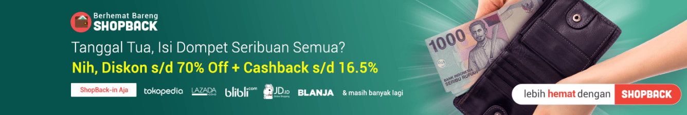 Cashback ShopBack