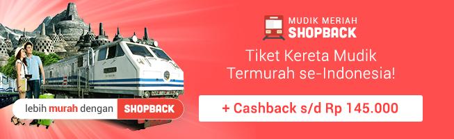 Promo Tiket Kereta