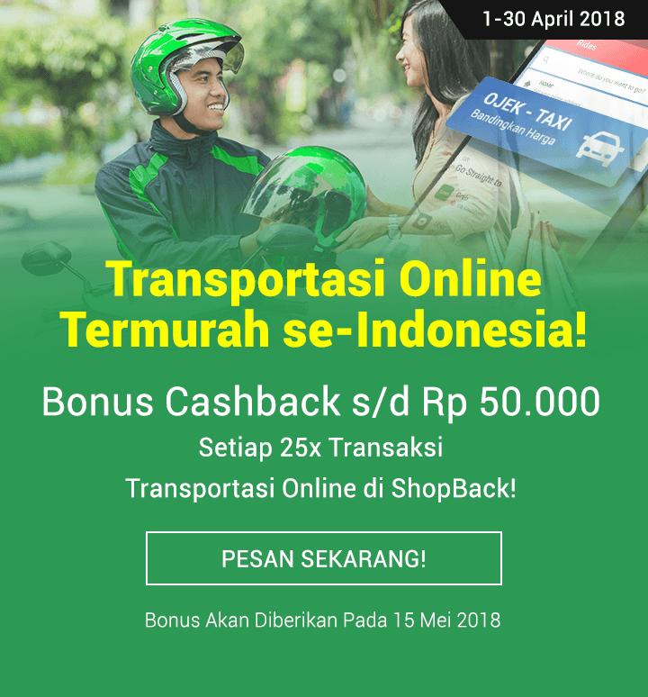 Transportasi Online Termurah