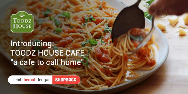 Toodz House Cafe