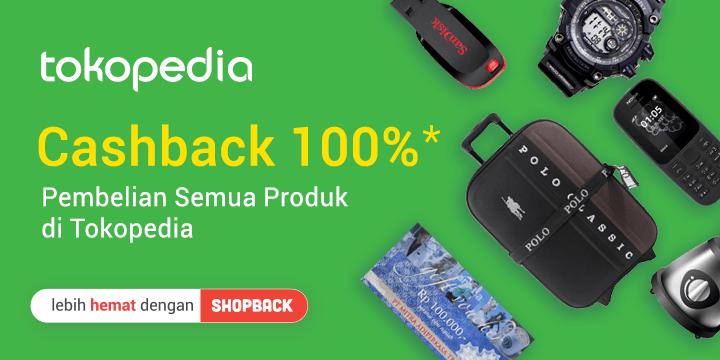 ShopBack x Tokopedia