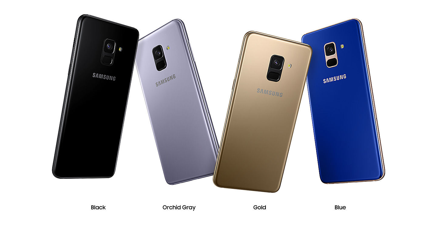 warna samsung galaxy a8