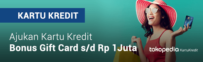 Tokopedia Credit Card