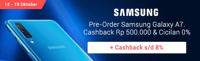 Promo Blibli X Samsung