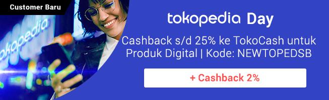 Promo Tokopedia