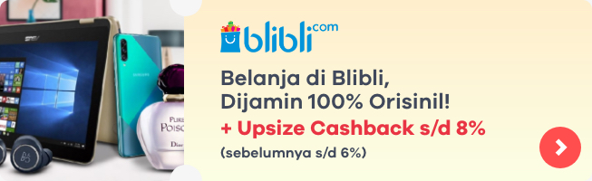 Promo Blibli
