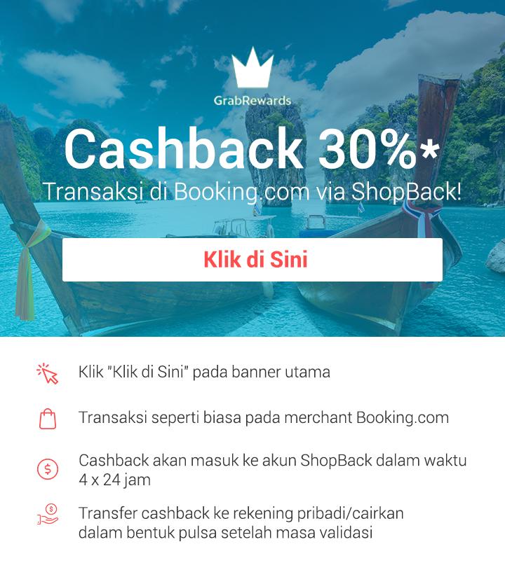 Promo Booking.com