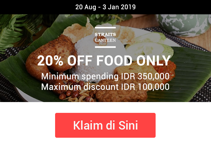 Promo Straits Canteen