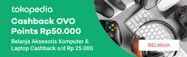 Promo Tokopedia Day
