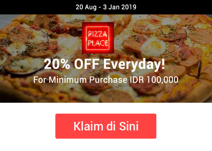 Promo Pizza Place
