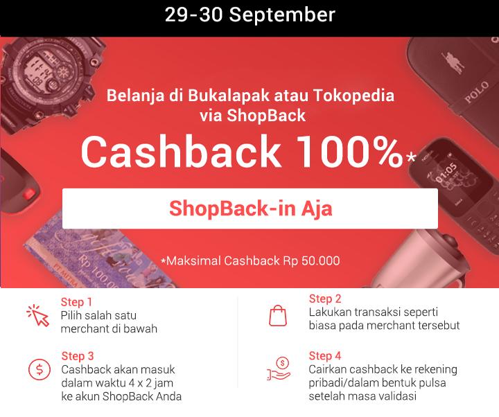 Promo Join ShopBack