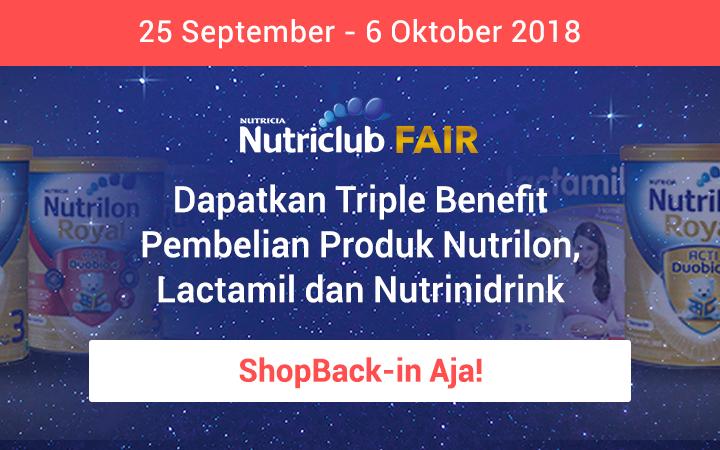 Nutriclub Fair Triple Benefit