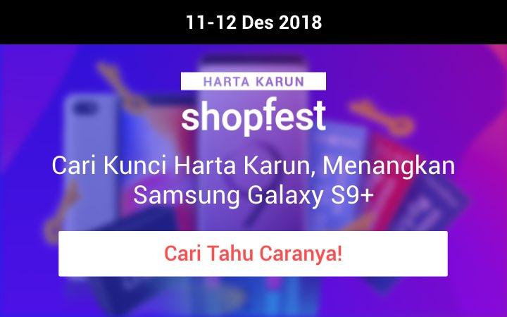 Harta Karun ShopFest