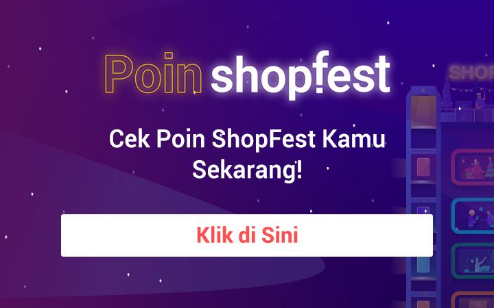Poin ShopFest