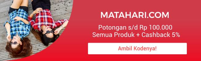 Promo MatahariMall