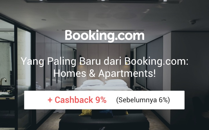 Homes & Apartment Booking.com