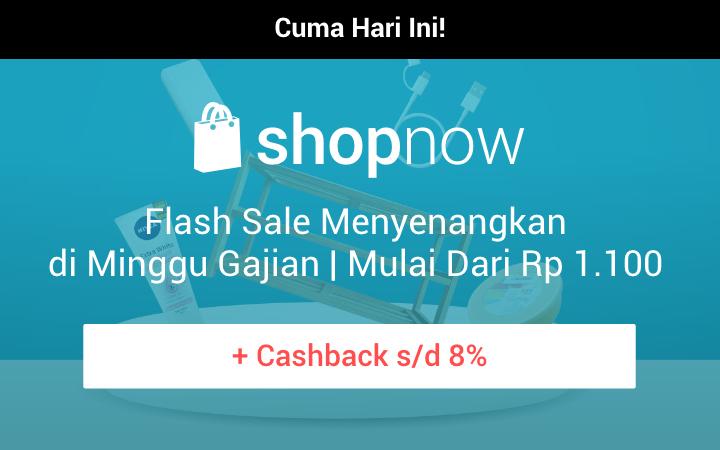 Promo Flash Sale