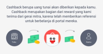 lebih murah dengan cashback dari shopback