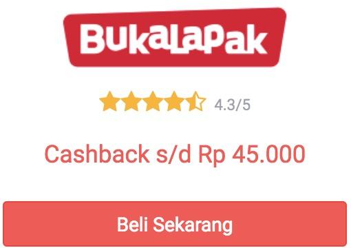 cashback bukalapak dari shopback