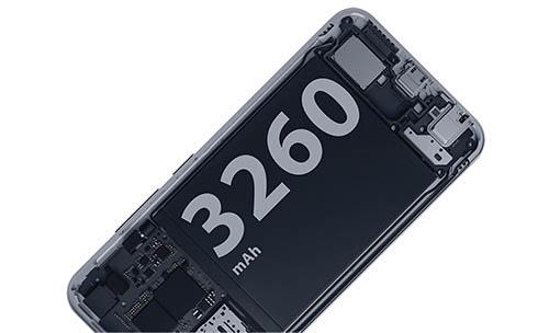 kapasitas baterai vivo y81