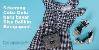 promo pakaian trendy sale stock