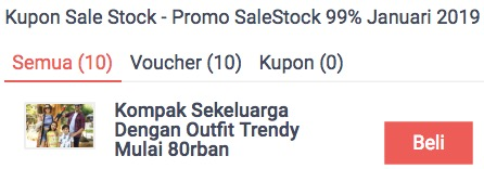 kupon sale stock dari shopback
