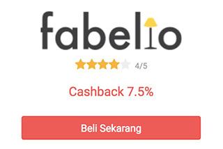 promo fabelio cashback dari shopback