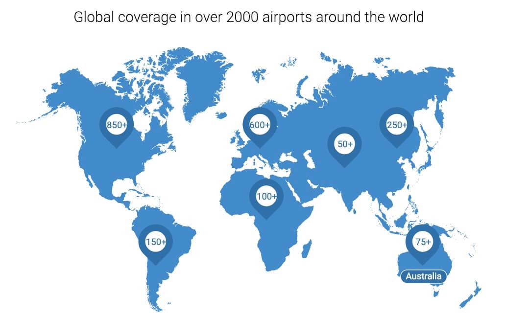 Global Coverage Agoda