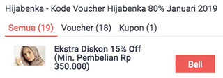 voucher hijabenka dari shopback