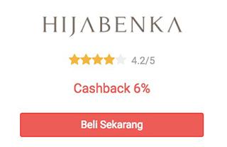 kode voucher hijabenka cashback shopback
