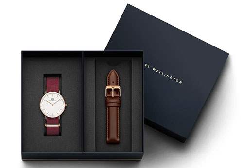 jam daniel wellington original