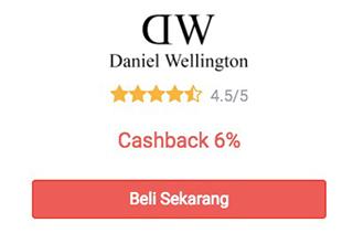 kode kupon daniel wellington cashback